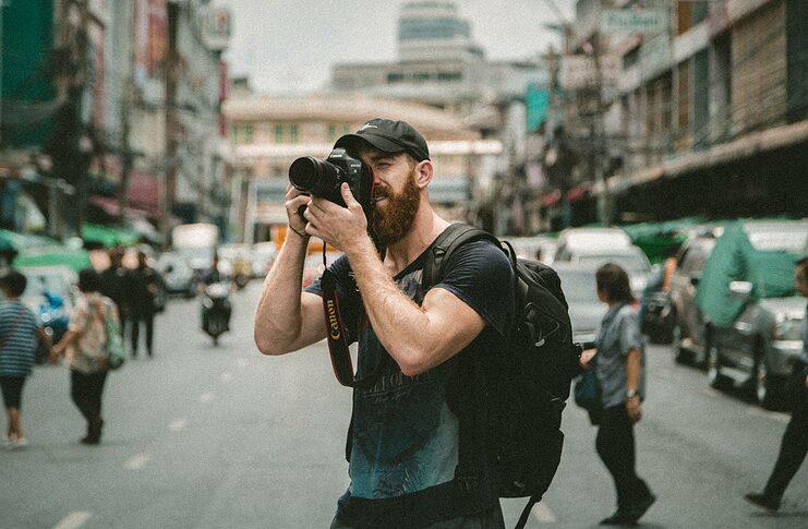 Street photography gear