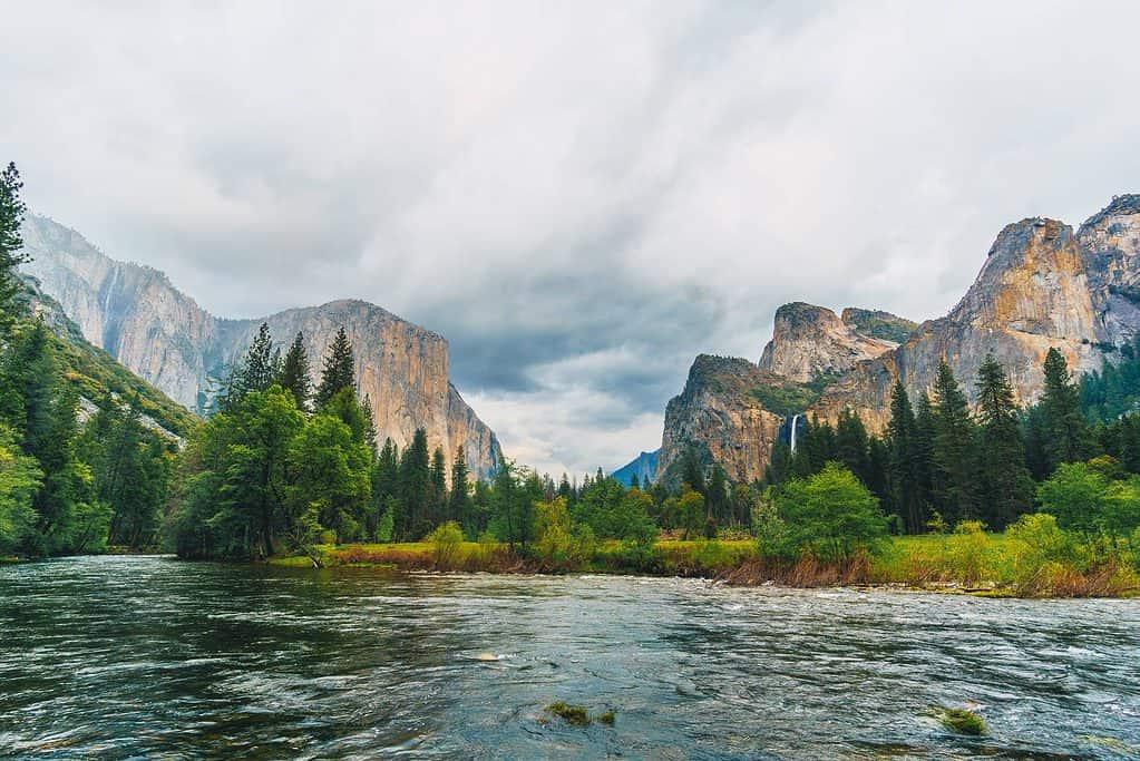 Yosemite Vadisi'ne Günlük Gezi