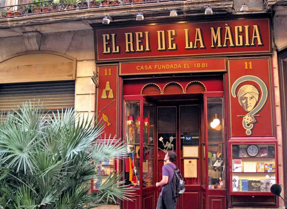 El Rei de la Màgia Museum in Barcelona