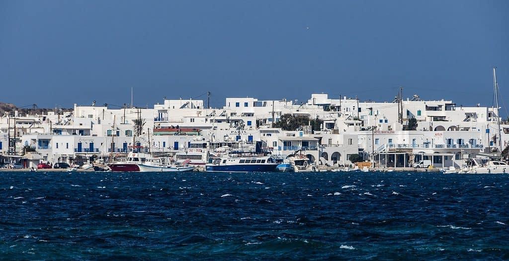 Antiparos - one of the best undiscovered Greek islands