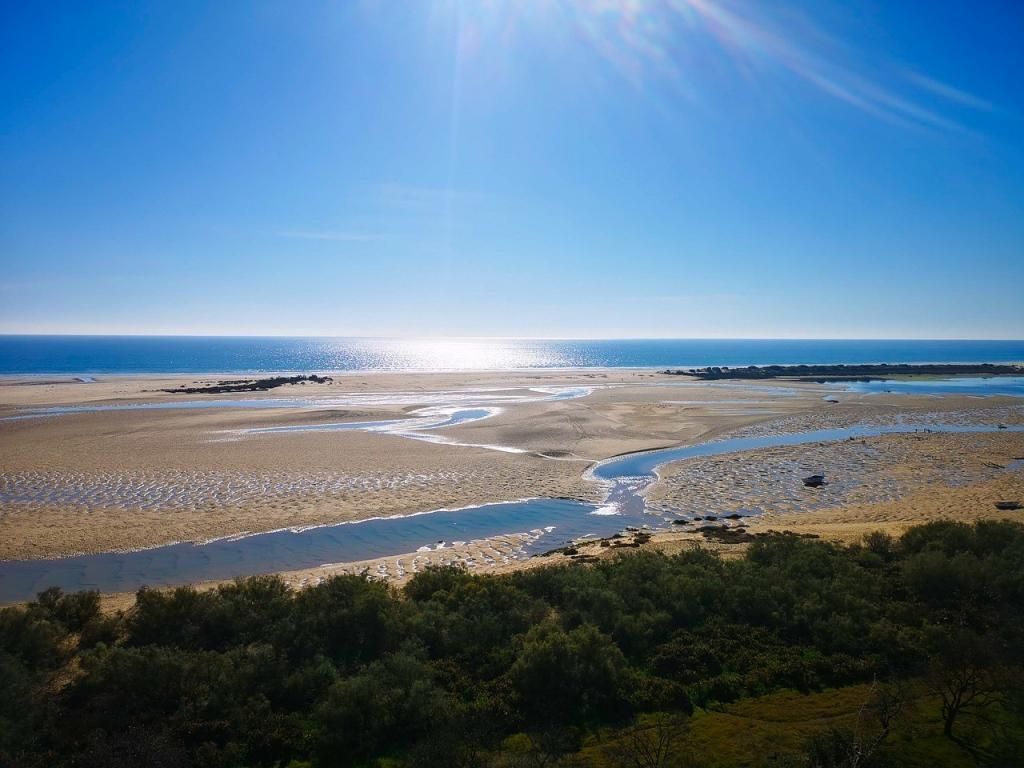 Algarve beaches - Cacela Velha