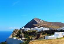 Folegandros - an undiscovered island in Greece