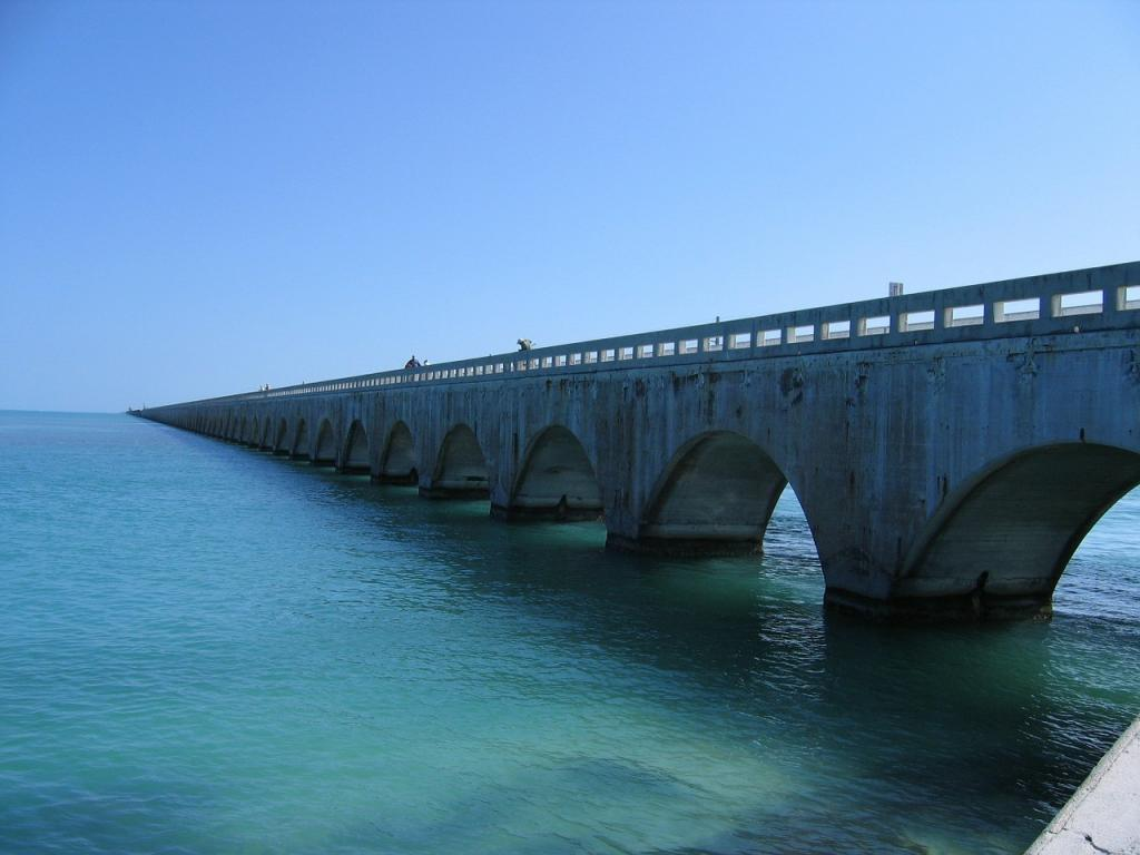 How to get to Key West by road