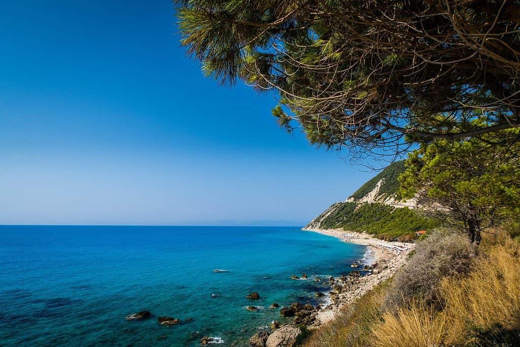Lefkada, an undiscovered Greek island