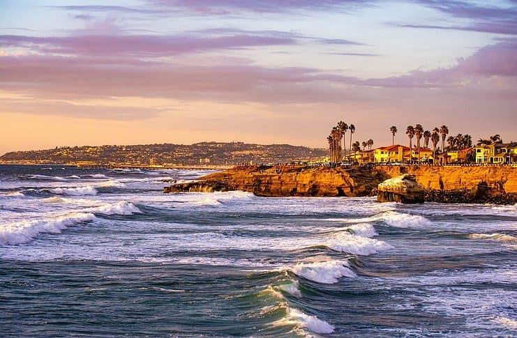Girls weekend in San Diego