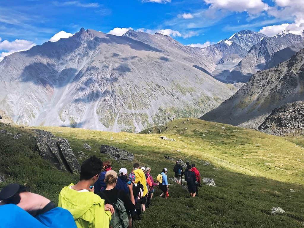Visit Kazakhstan, Belukha Mountain