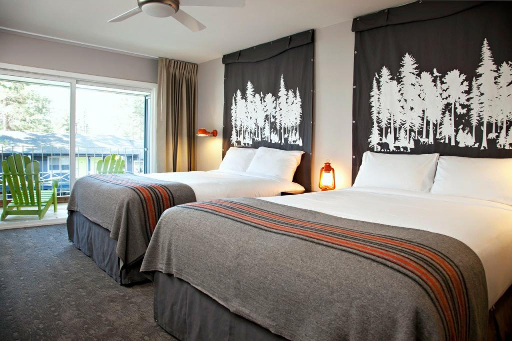 Basecamp Hotel South Lake Tahoe accommodation