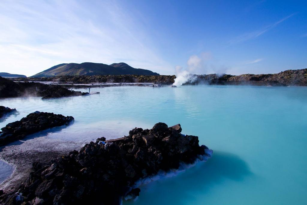 Experiences in Iceland - The Blue Lagoon