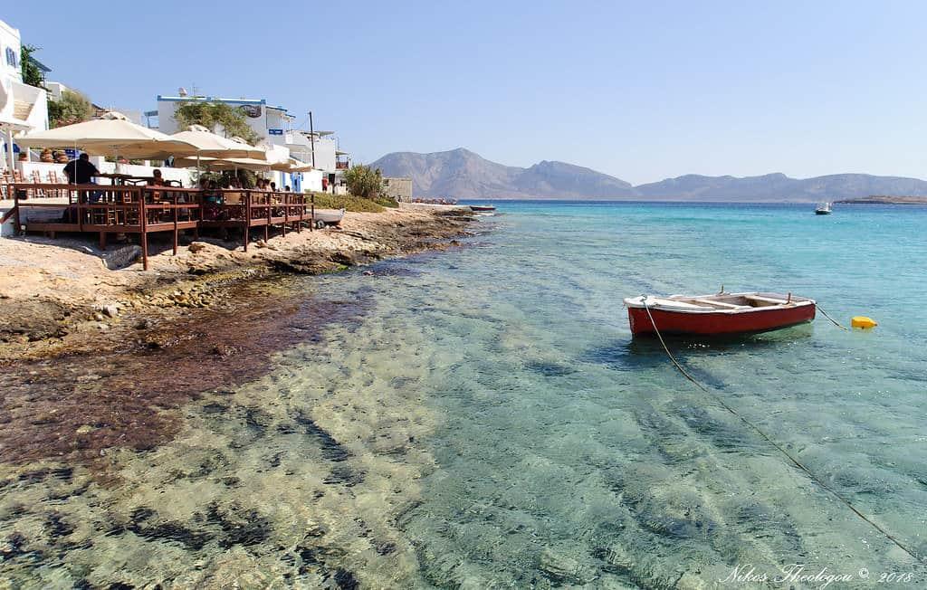 Visiting Koufonisi, Greece