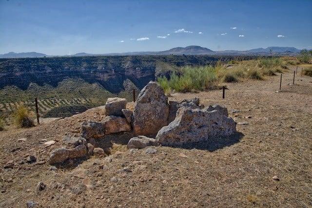 Megalithic Park in Gorafe