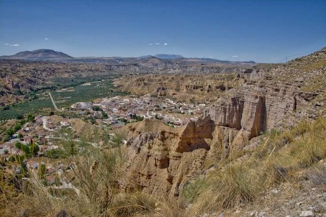 Gorafe in Spain