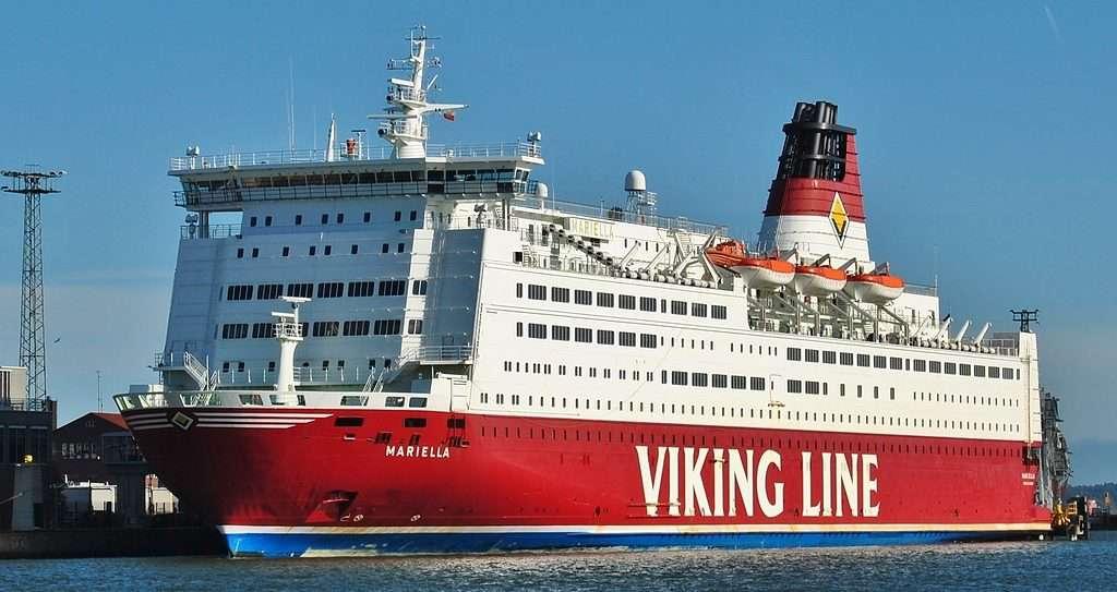 Helsinki to Tallinn by ferry