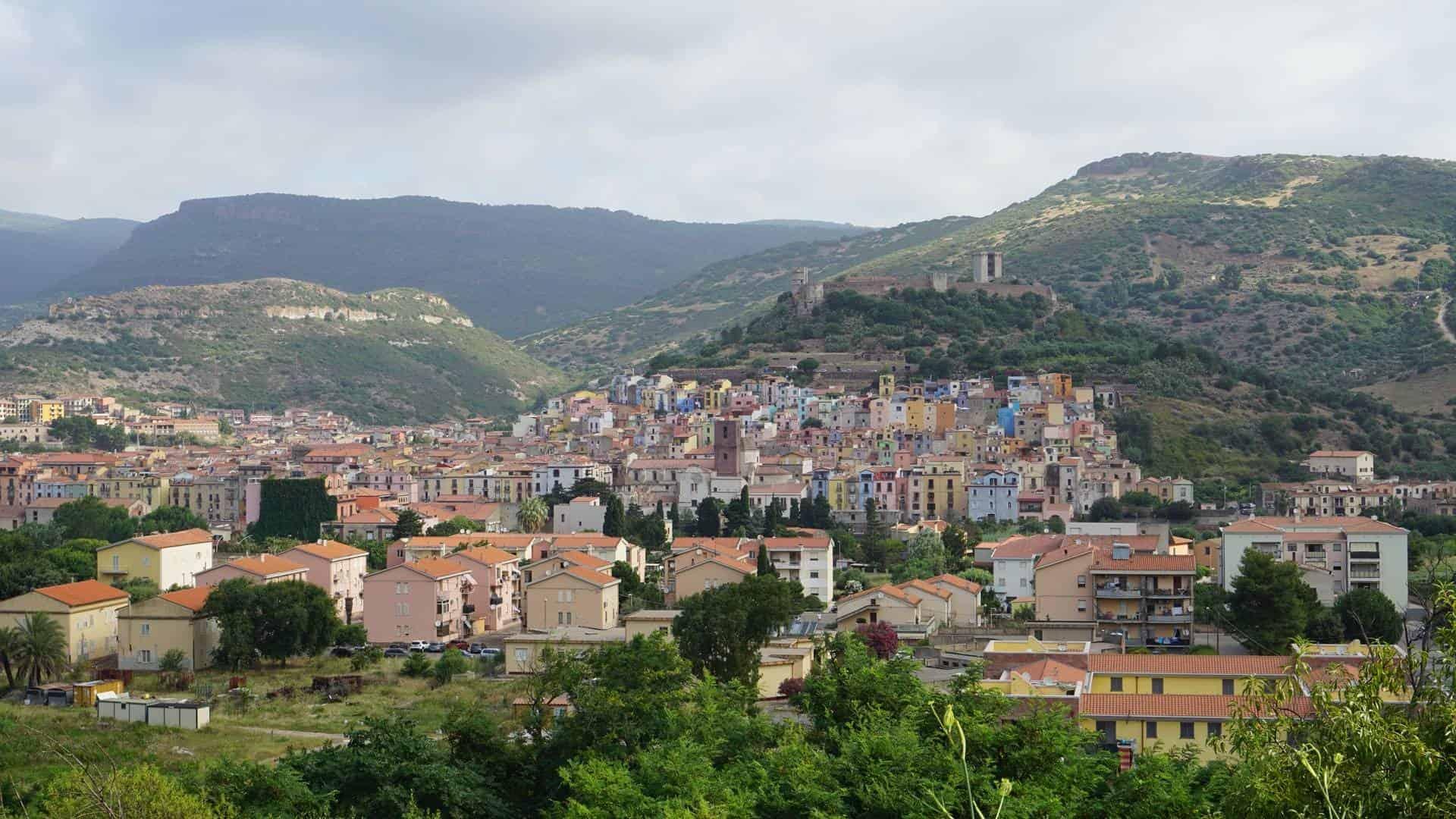 Best towns in Sardinia