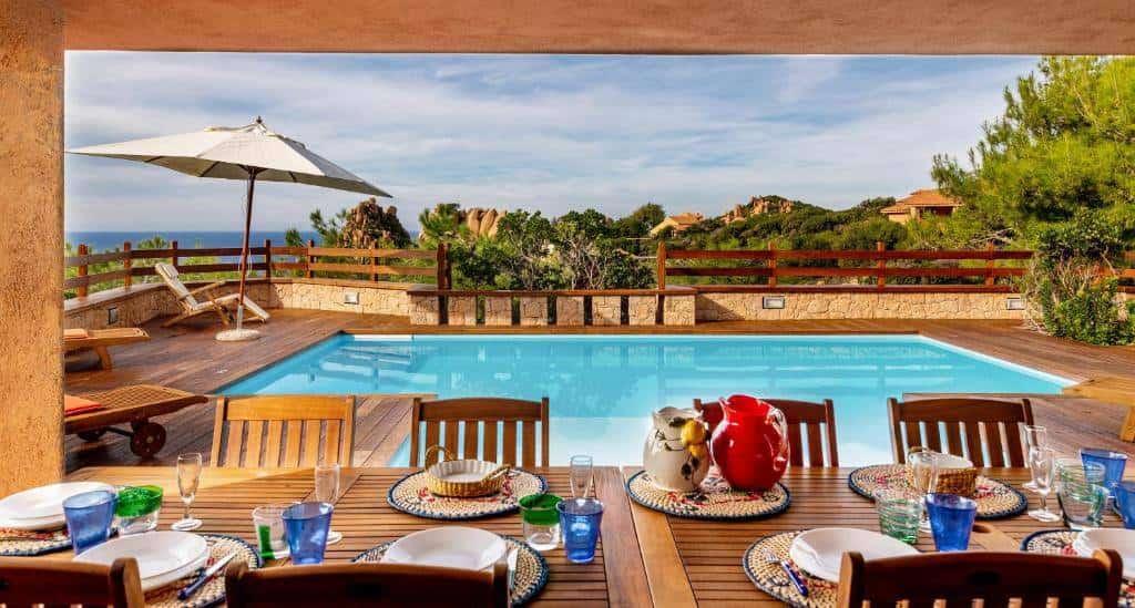 Sardinia resorts - Costa Paradiso Resort