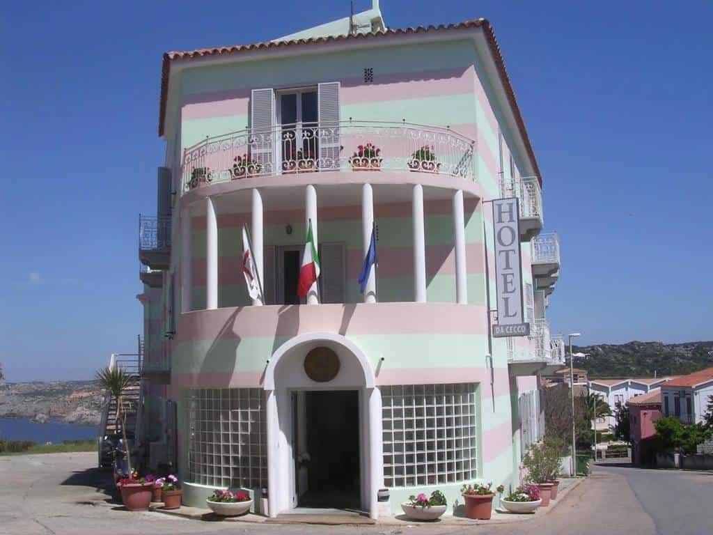 Hotel Da Cecco in Sardinia