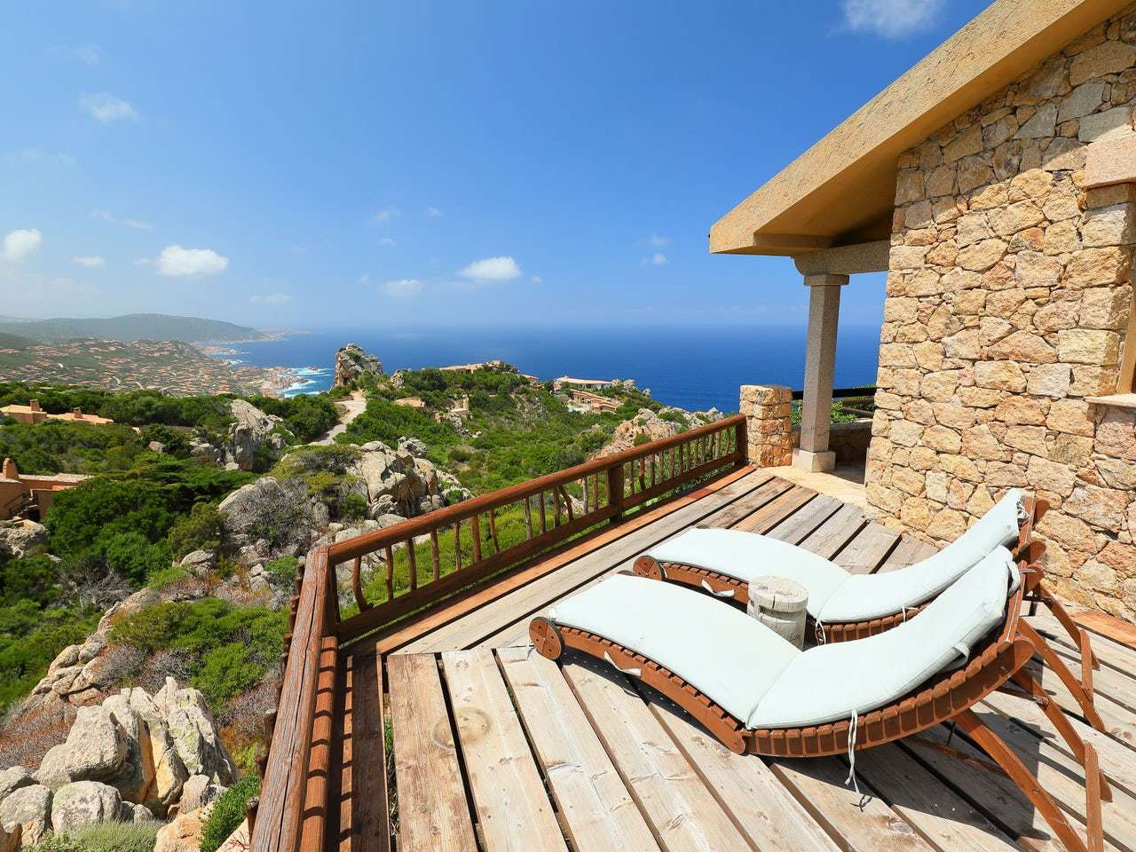 Places to stay in Sardinia - Paradise Hill