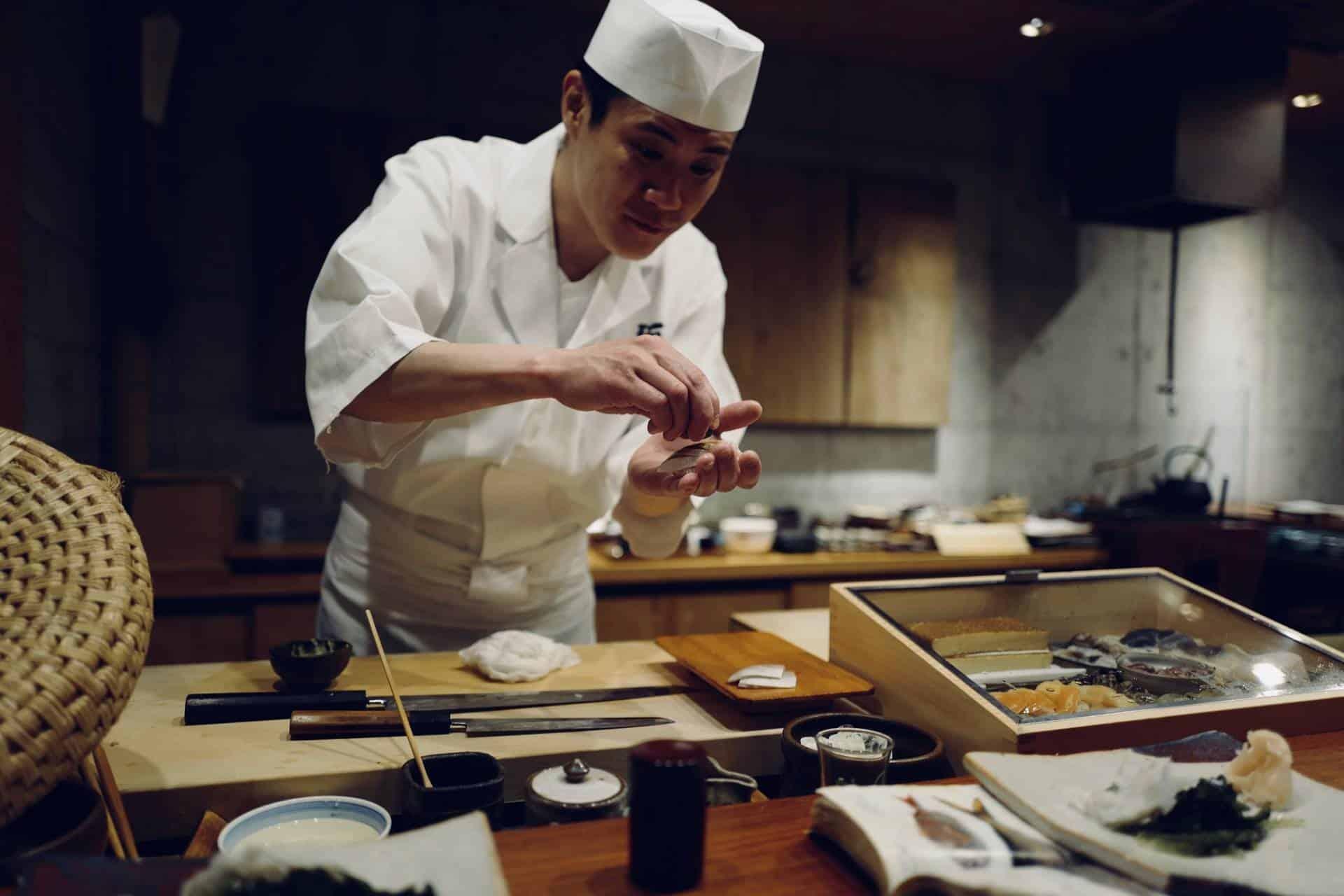 Food bucket list: Sashimi in Japan
