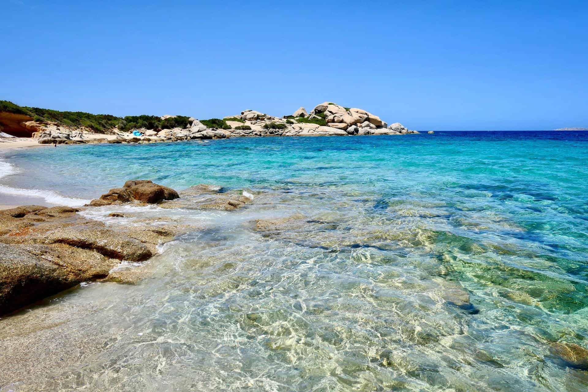 Best beaches in Sardinia, Italy