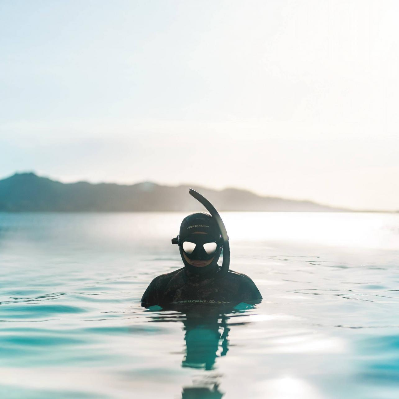 Scuba diving in Batangas, Philippines