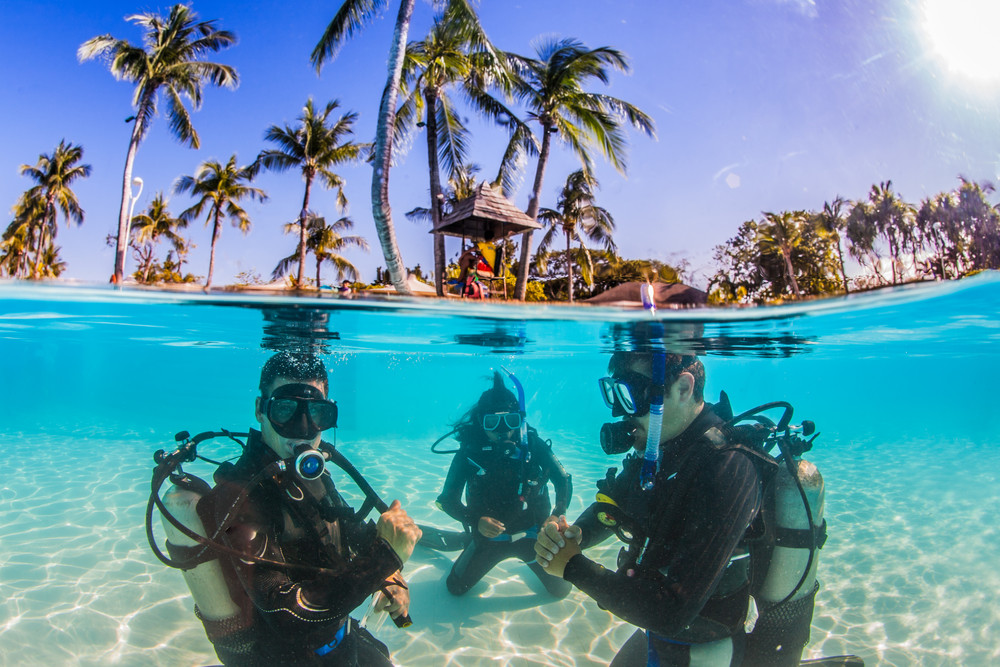 Philippines scuba diving