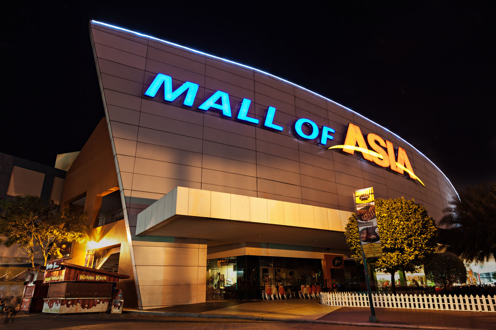 24 Hours in Manila, Philippines - SM Mall of Asia